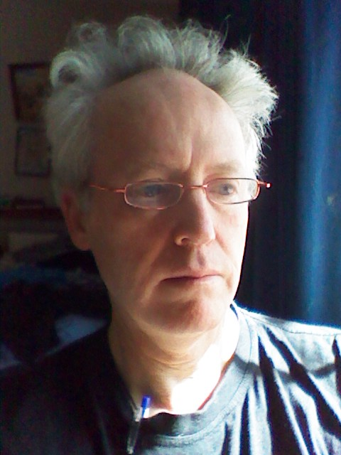 Picture of Narrator Barry Haworth