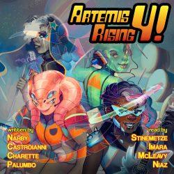 Artemis Rising 4 Banner