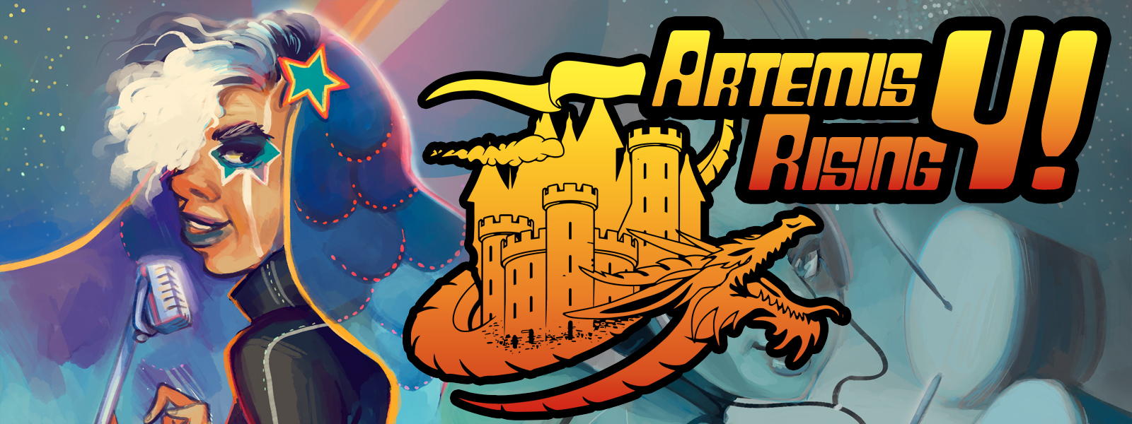 AR4 Banner for PodCastle