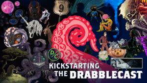 Drabblecast reborn Kickstarter promo image