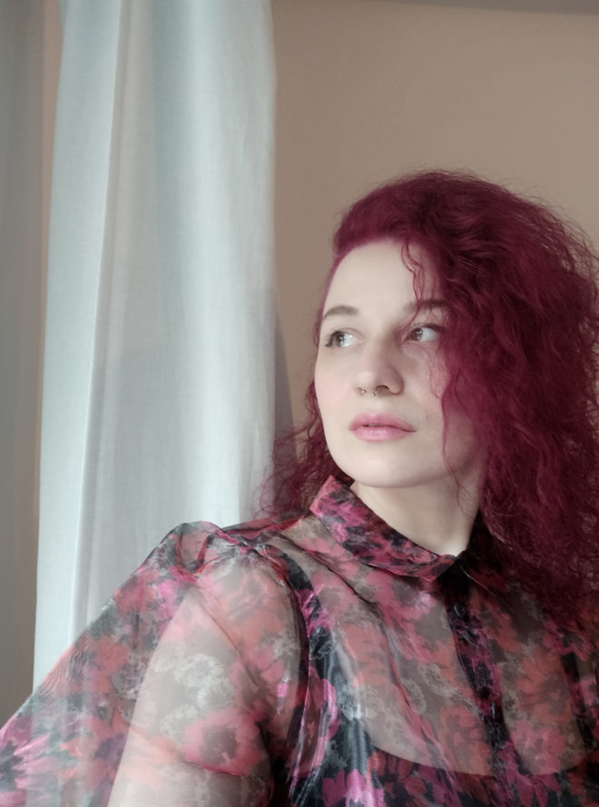 Headshot Eugenia Triantafyllou