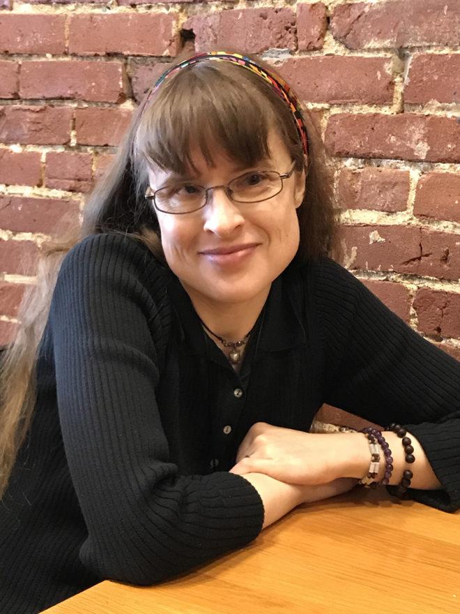 Teresa Milbrodt headshot